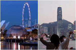 The travel bubble's new launch date will be reviewed towards the end of phase two of Singapore's reopening.
