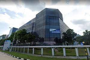 There are 17 cases in the cluster involving Hong Ye Group cleaners who work at Changi Business Park.