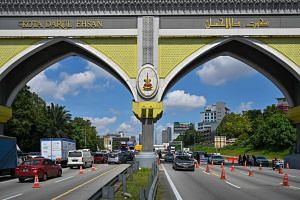 Malaysia is currently under a strict two-week lockdown that will end on June 14.