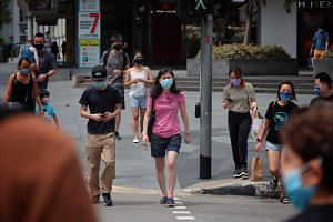 Singapore reports 10 new Covid-19 community infections, including 2 unlinked.
