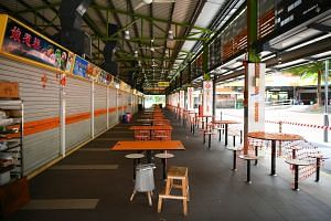 The Bukit Merah View Food Centre Covid-19 cluster now has 25 cases.