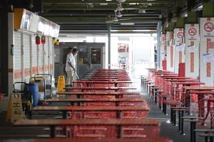 Fourteen more people were added to the Bukit Merah View food centre cluster on June 16, bringing the total number of cases in the cluster to 39.