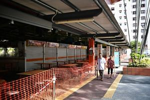 A total of 239 staff and vendors at 115 Bukit Merah View Market and Hawker Centre have been tested so far.