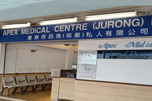 Apex Medical Centre located at Jurong West Street 92 is reported as a new cluster on July 26, 2021.