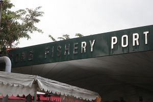 The Jurong Fishery Port cluster has a total of 1,025 cases.