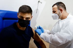 Almost 41 million people in Italy have so far been fully vaccinated.