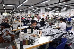 Staff-starved companies are imploring workers to return for what would normally be peak production for winter clothing and Christmas gifts.