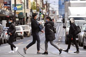 Sydney's more than 5 million residents came out of a nearly four-month lockdown on Oct 11.
