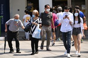 The total number of coronavirus cases in Singapore now stands at 141,772.