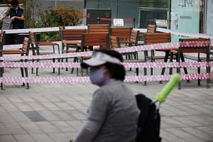 South Korea will ease operating-hour restrictions imposed on venues like restaurants, cafes and cinemas.
