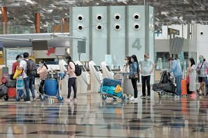 Singapore in the past week announced quarantine-free travel for vaccinated travellers from the United States and countries in Europe and Asia.