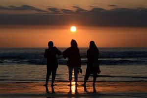 Indonesia reopened its tourist island Bali for some international travellers in October 2021.