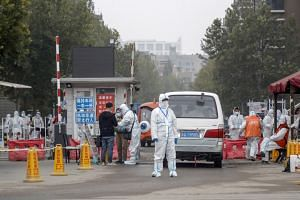 Beijing has reported about 20 infections so far in the latest flare-up.