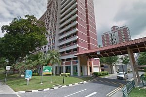 The eight blocks are in the vicinity of 115 Bukit Merah View Market and Food Centre.