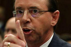 Reports swirl Deputy AG Rosenstein will leave DOJ