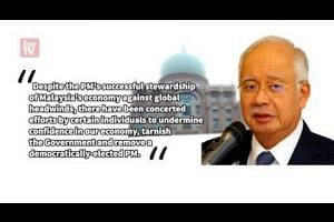 Prime Minister's Office refutes WSJ and Sarawak Report articles