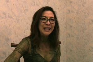 Michelle Yeoh on Crazy Rich Asians