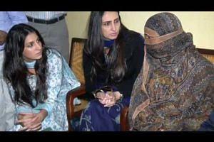 Pakistani Christian Asia Bibi freed from prison