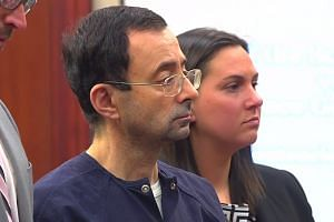 Larry Nassar gets 40 to 175 years prison for sexual abuse