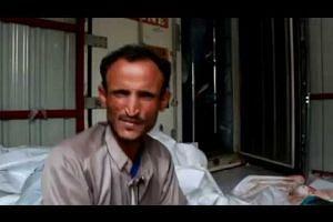 Funerals for 40 children killed in Yemen strike
