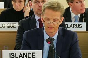 First rebuke of Saudi Arabia at UN rights forum