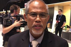 Masagos Zulkifli on the adoption of the global climate action plan