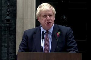 Back us and 'leave the EU as one UK': Johnson