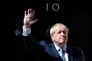 Brexiteer Boris Johnson takes the reins
