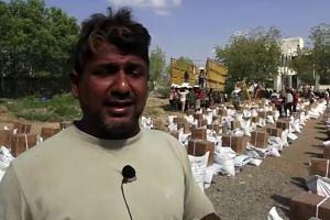 Yemen truce lets aid into lifeline Hodeidah port