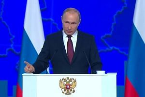 Fancy another Cuban Missile Crisis? I'm ready, says Putin