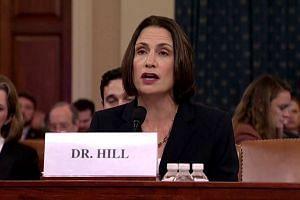 Impeachment witness slams GOP for pushing 'fictional' Ukraine theory