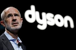 British billionaire Dyson moves vacuum giant to Singapore
