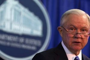 Trump fires US attorney general Jeff Sessions