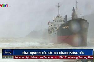Typhoon Damrey makes deadly landfall in Vietnam
