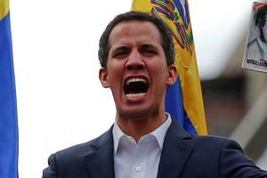 European nations recognize Guaido as Venezuelan president