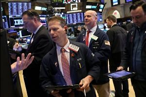 Wall Street rallies on trade hopes