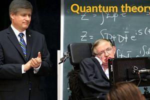 Stephen Hawking: A glimpse into his groundbreaking work