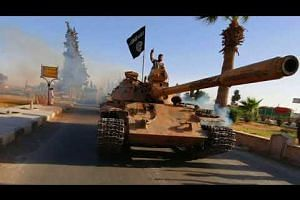 ISIS defeated in their Syrian capital Raqqa
