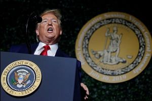 Trump warns China not to wait for 2020 for deal