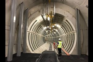 The Underground Transmission Cable Tunnel Project