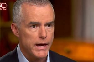Andrew McCabe says he ordered investigation into Trump