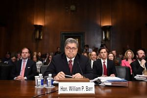 William Barr calls Mueller's letter to him 'snitty'