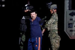 Life in prison for Mexican drug lord 'El Chapo'