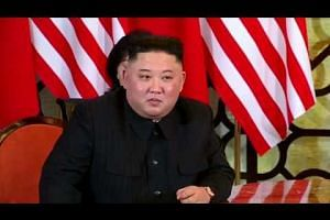 In a first, Kim Jong Un replies to US reporter's question