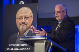 Friends, politicians honour Jamal Khashoggi