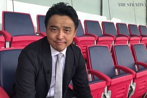 ST interview with new national football coach Tatsuma Yoshida