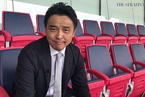 ST interview with new national football coach Tatsuma Yoshida