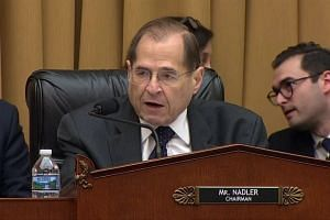 Nadler threatens to hold AG William Barr in contempt