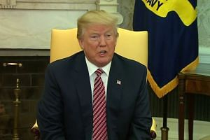 Donald Trump defends, praises and wishes Rob Porter well