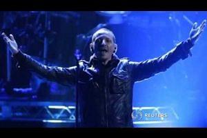 Linkin Park singer dead in apparent suicide: Coroner